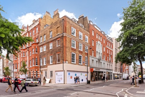 View Full Details for Great Portland Street, London